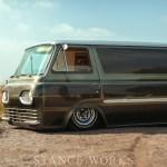 Van Go - Coby Gewertz's 1963 Ford Econoline