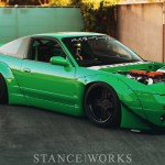 Sending Signals - Carl Taylor's Air Lift Performance-Equipped Rocket Bunny S13