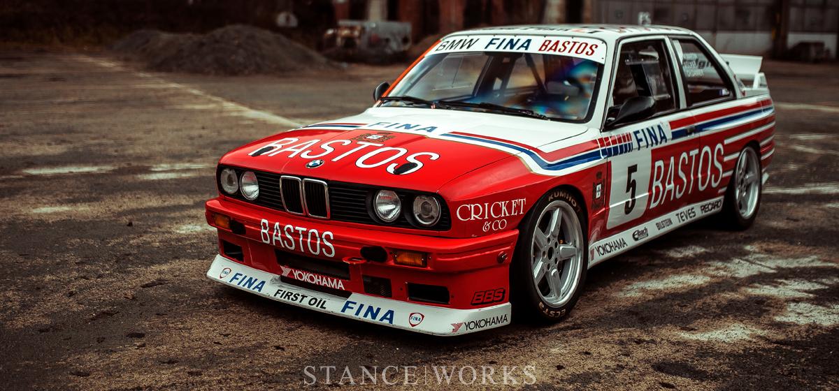 Bastos Best Michel Willems S 1987 Bmw E30 M3