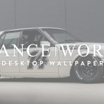 StanceWorks Wallpaper - Matt Bomer's 1986 Ford XF Fairmont Ghia