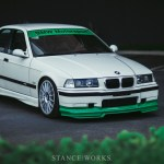 StanceWorks Desktop Wallpaper - Narek Isayan's S54-powered E36 M3 Sedan