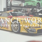 StanceWorks Desktop Wallpaper - The Porsche 911 GT1