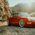 Aesthetics - Timo Hollwedel's Porsche 993 911 - Photography by Mike Crawat