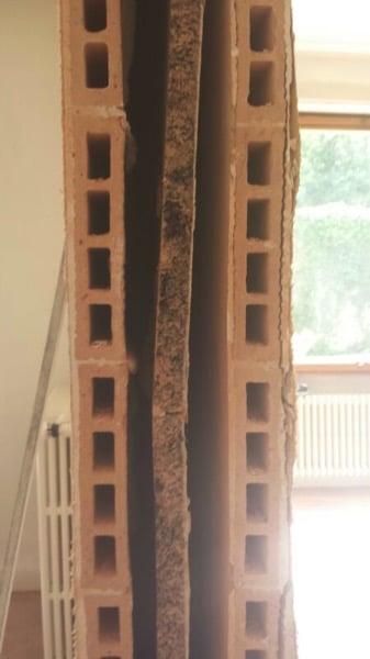 Pour éviter le bruit, ne pas construire deux murs de la même épaisseur et du même matériaux