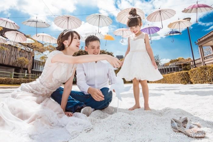 伊頓自助婚紗|溫馨全家福照|記錄孩子的成長