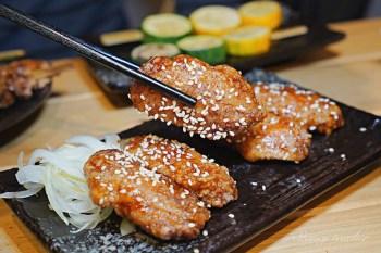 大門串燒食場 |淡水日式燒烤店|淡水宵夜(菜單、價格)