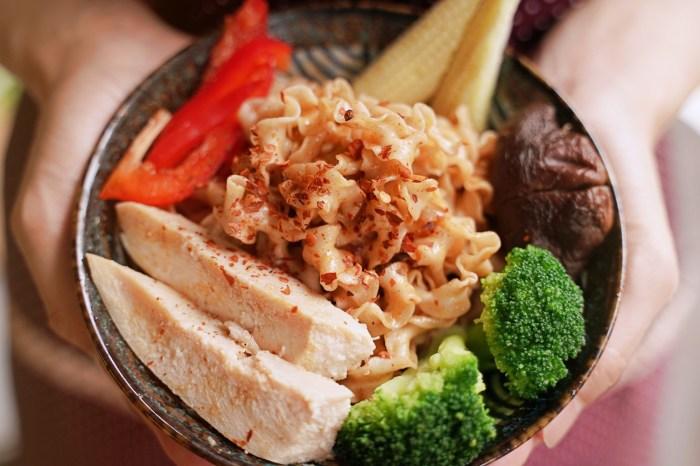一筷子拌麵|古早味乾拌麵推薦|家鄉油蔥、香辣麻醬(價錢、訂購)