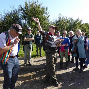 Stand - Campaigning to save the area north of Dorchester – People