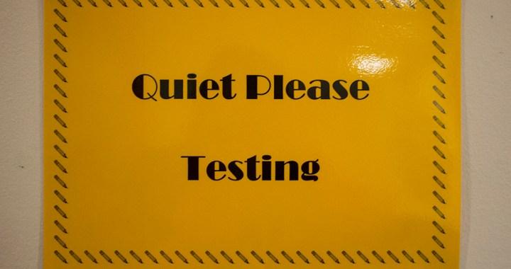 Testing culture exposes privilege