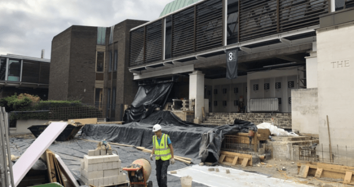 Waverley Entrance Construction Update