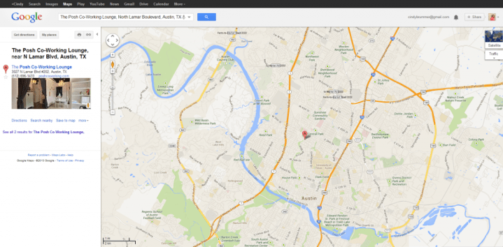 Make your business standout on Google Maps   Standard Beagle Google Maps results