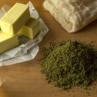 How To Make Weed Butter (shown in 10 photos)