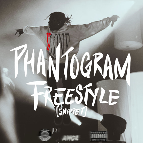 A$AP Rocky Phantogram Freestyle artwork snippet