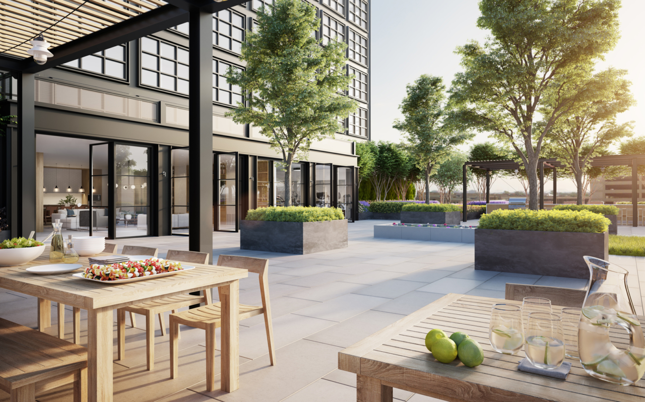 The New Orleans Luxury Condominiums The Standard At