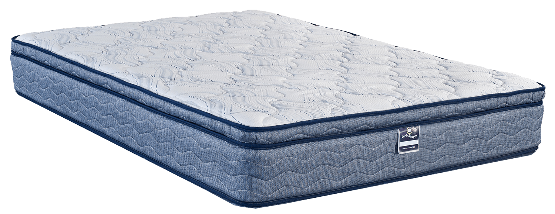queen size serta pillow top mattress