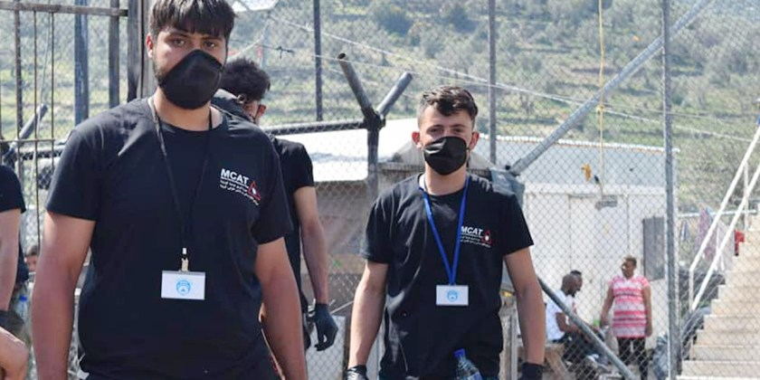 A second letter to Europe from Moria camp in corona times