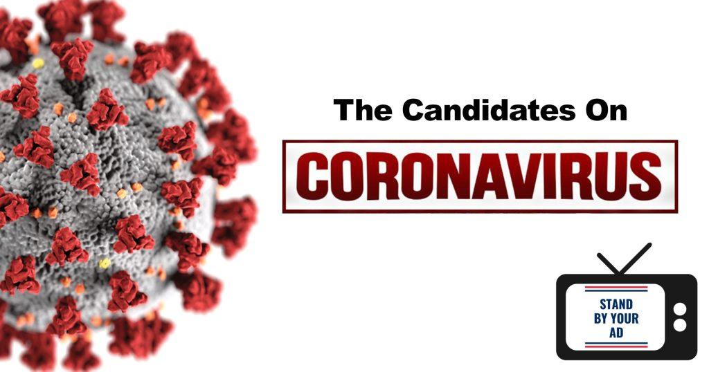 The Candidates and Coronavirus