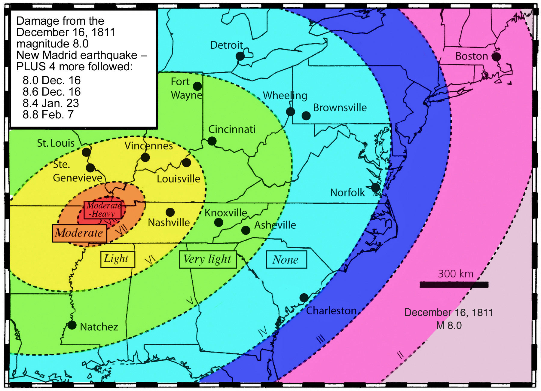 How Many Will In The New Madrid Earthquake Cleveland Etc Be Calm Amp Prepare Amp Pray Away