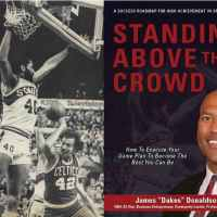 About James Donaldson, author of Standing Above The Crowd
