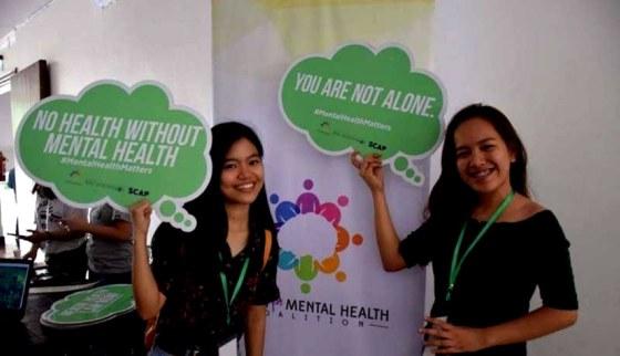 Good Health is Mental Health