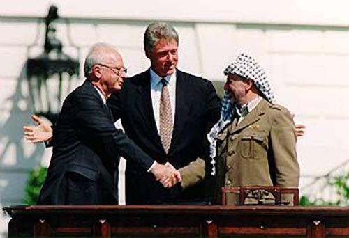 Rabin, Clinton, Arafat