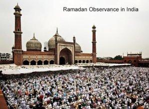 Ramadan, India