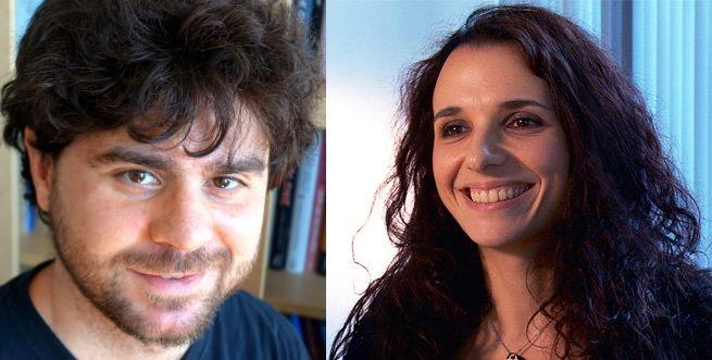Dr. Alberto Giublini and Francesca Minerva