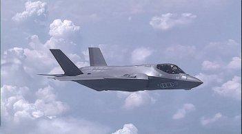 Israeli F35 Stealth Jet