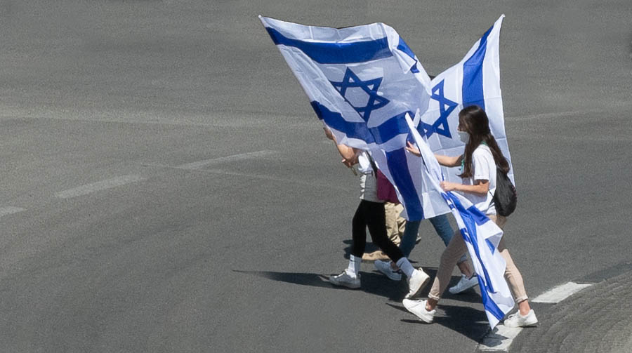 Israeli Youth on Yom HaZikaron 2020
