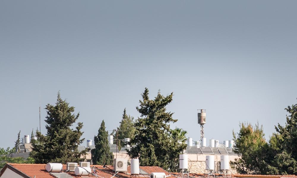 Siren Tower, Jerusalem
