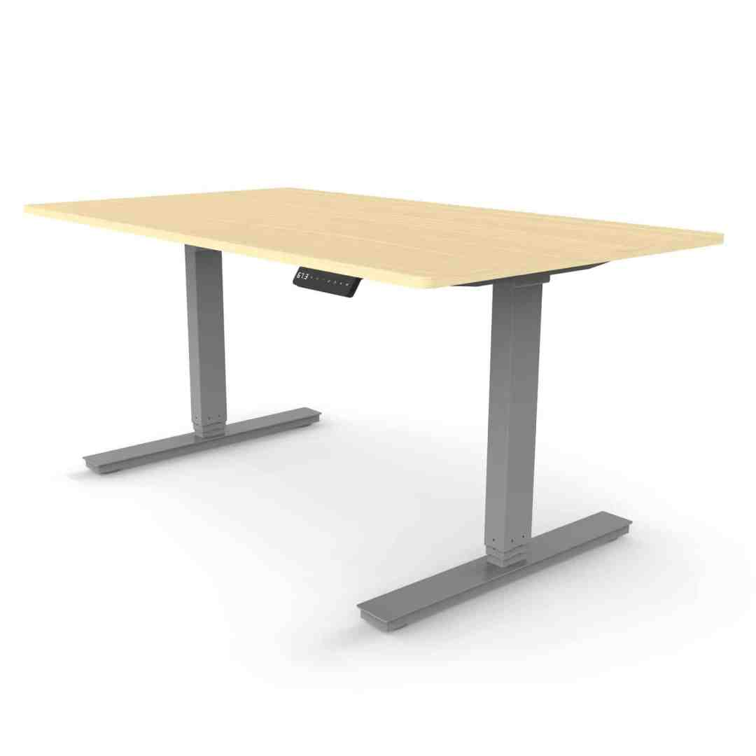 stand staples sit adjustable height up std cat motionwise attachment desks standing series electrical ca manager desk en