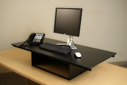Conset Electric Sit Stand Workstation Standing Desk Reviews