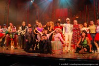 Cast of Grease the Musical