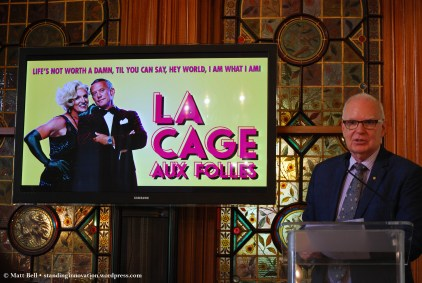 Production No. 3 - La Cage Aux Folles