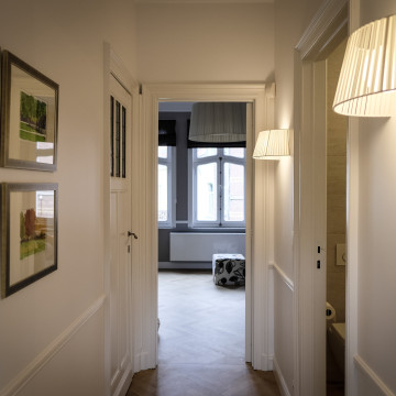 06 standing renovation brussels 1914 townhouse renovation francesca puccio (5)