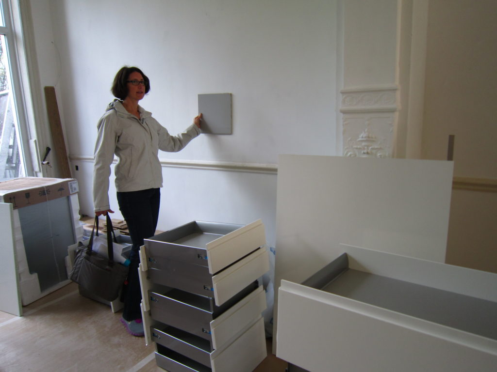 francesca puccio standing renvovation brussels