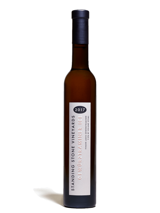 Gewurztraminer Ice 2017 bottle shot