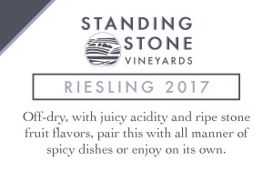 Riesling 2017 Shelf Talker