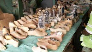 Recycle Prosthetic feet