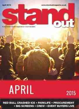 Stand Out April 2015