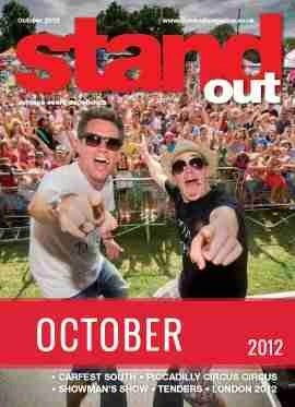 Stand Out October 2012