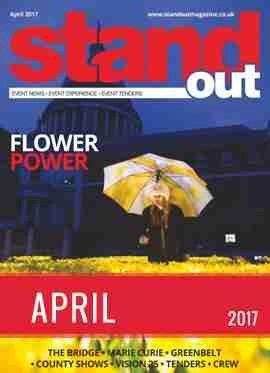 Stand Out April 2017