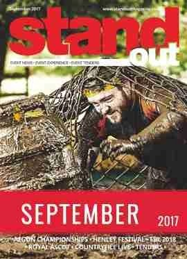Stand Out September 2017