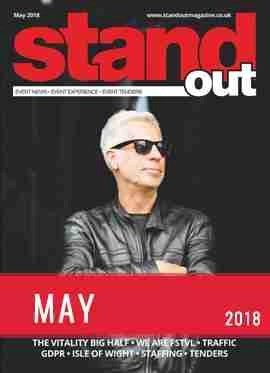 Stand Out May 2018