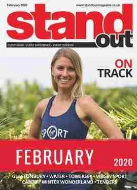 Stand Out February 2020
