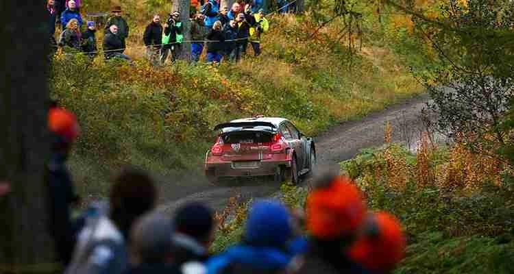 Wales Rally GB Motorsport UK