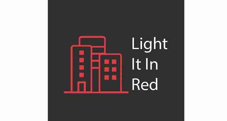 #LightItInRed