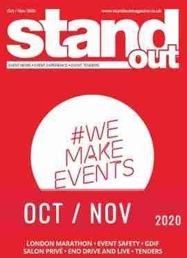 Stand Out October / November Issue
