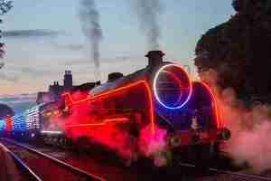 Steam Illuminations