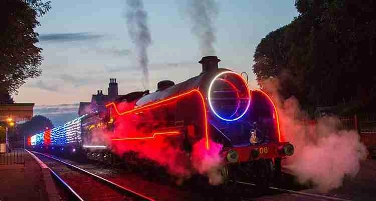 Steam Illuminations